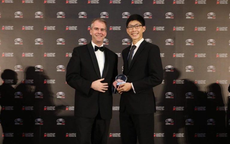 Jaga-Me awarded a finalist in the Best Home Care Operator category at 5th Asia Pacific Eldercare Innovation Awards 2017