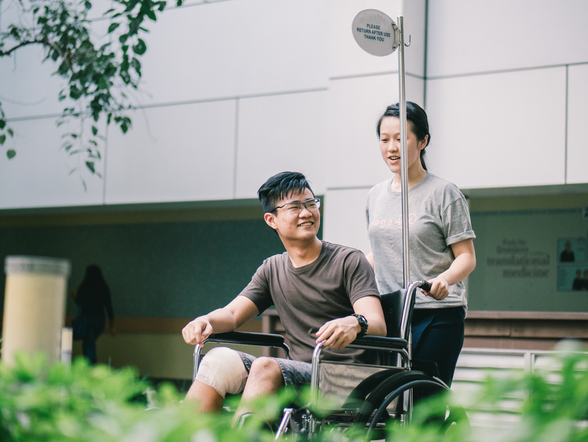 Non-Medical Caregiving